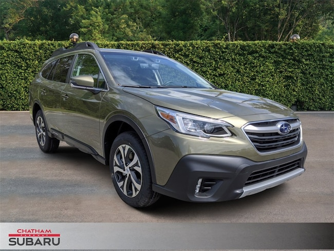 New 2020 Subaru Outback Limited SUV in Savannah, GA