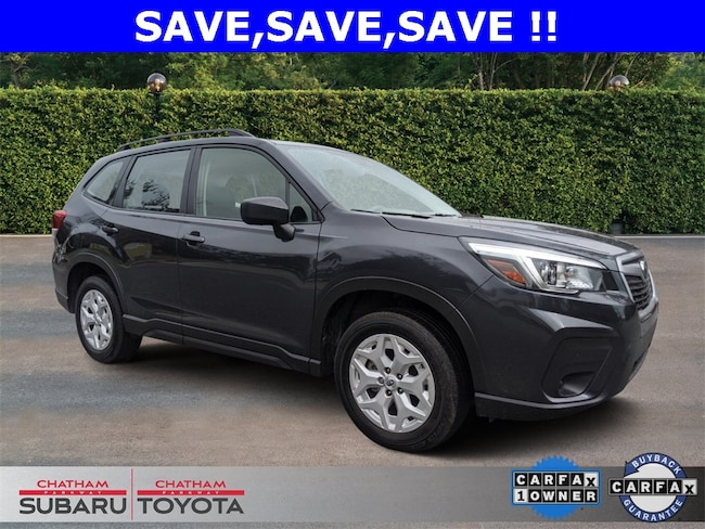 Used 2019 Subaru Forester Base SUV in Savannah, GA