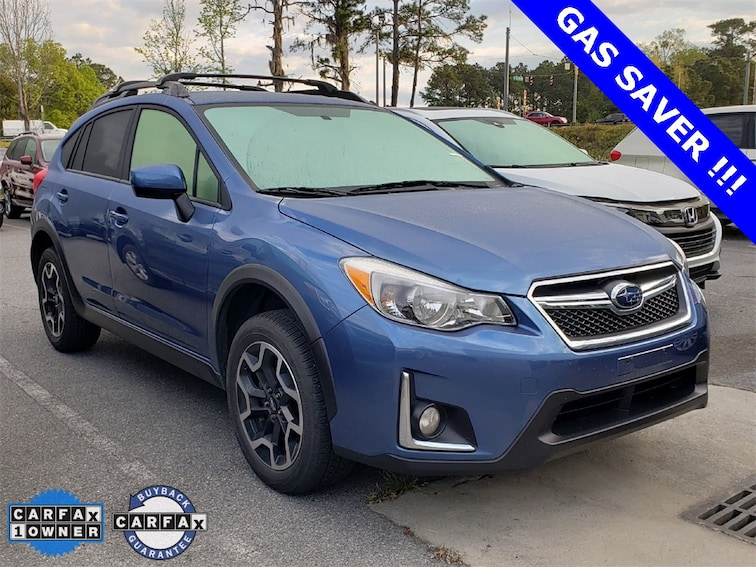 Used 2017 Subaru Crosstrek 2.0i Premium SUV in Savannah, GA