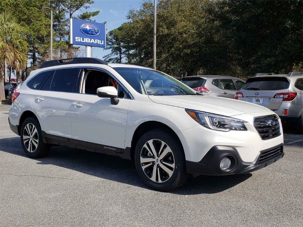 New 2019 Subaru Outback 2.5i Limited SUV Savannah, Georgia