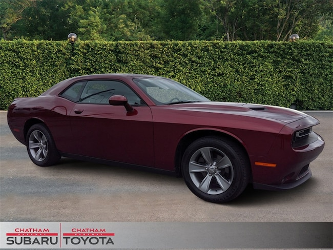 Used 2019 Dodge Challenger SXT Coupe in Savannah, GA
