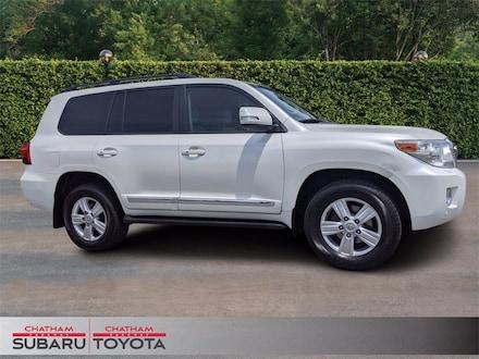 2015 Toyota Land Cruiser Base SUV