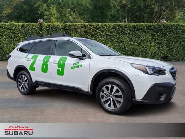New 2020 Subaru Outback Premium SUV in Savannah, GA