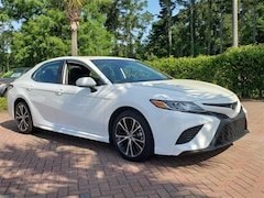 Used 2019 Toyota Camry SE Sedan in Savannah, GA