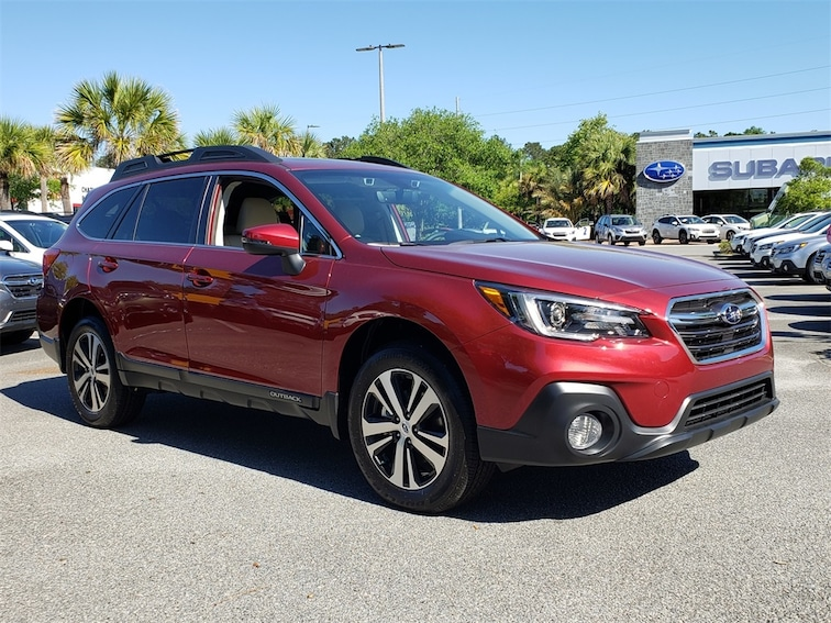 New 2019 Subaru Outback 2.5i Limited SUV in Savannah, GA