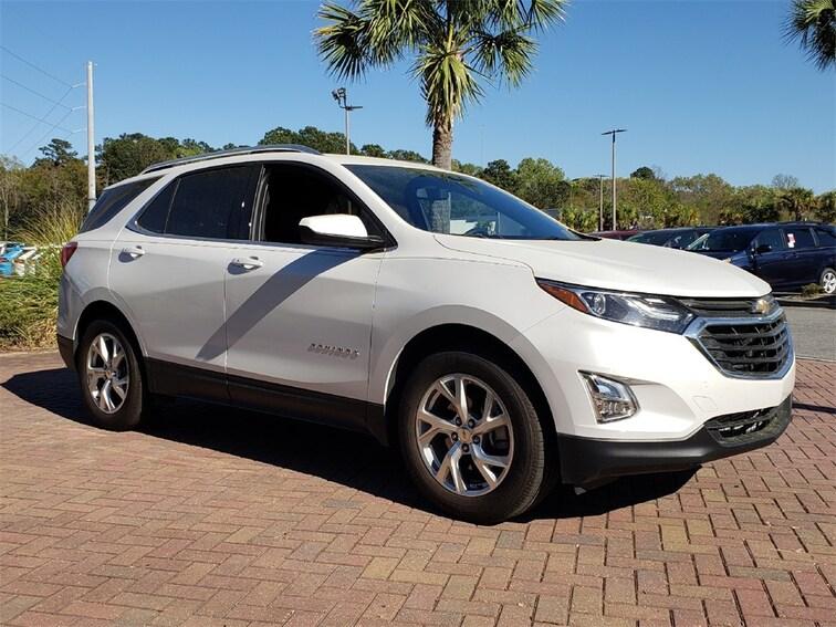 Used 2018 Chevrolet Equinox LT SUV in Savannah, GA