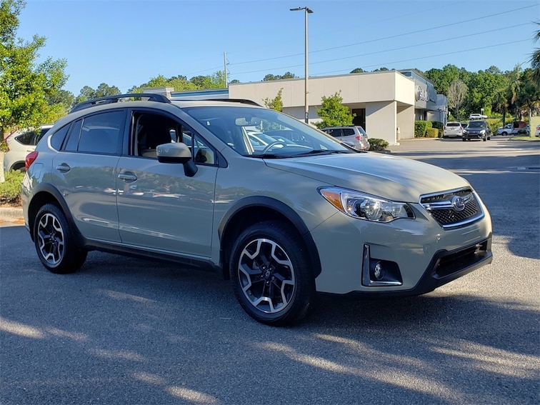Used 2016 Subaru Crosstrek 2.0i Premium SUV in Savannah, GA