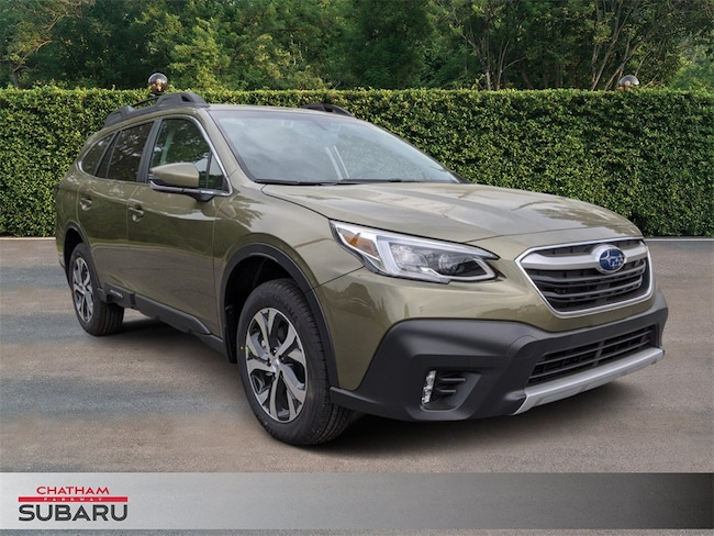 New 2020 Subaru Outback Limited SUV in Savannah, GA