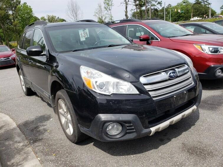 Used 2013 Subaru Outback 2.5i SUV in Savannah, GA