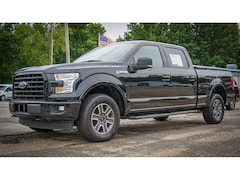 2017 Ford F-150 XLT 4x4 XLT  SuperCrew 6.5 ft. SB