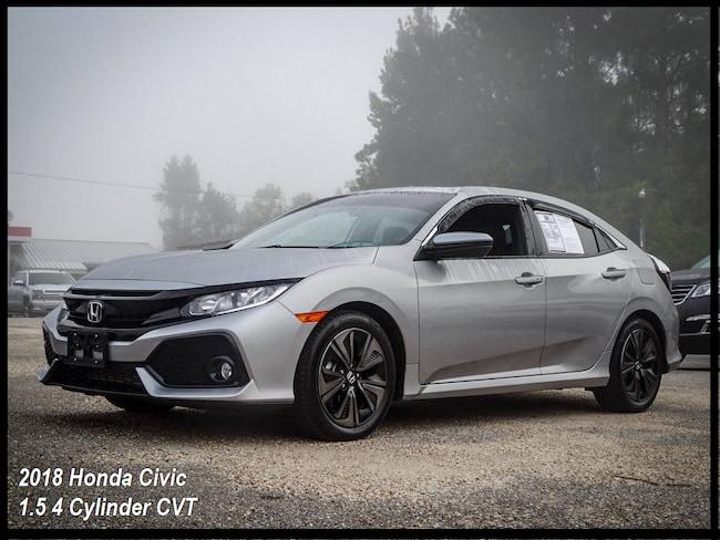 2018 Honda Civic EX EX  Hatchback