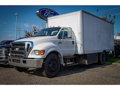 2007 Ford F650 Super Duty XL Box Truck