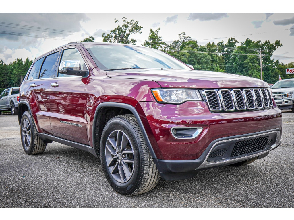 2018 Jeep Grand Cherokee Limited 4x2 Limited  SUV