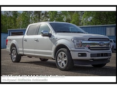 2018 Ford F-150 Platinum 4x4 Platinum  SuperCrew 6.5 ft. SB