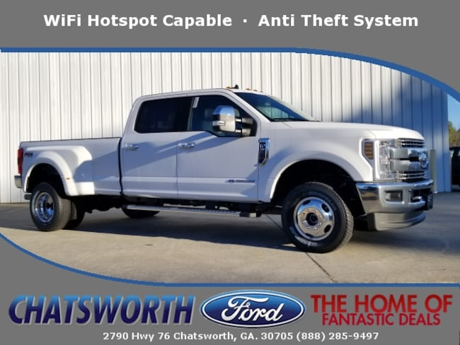 New 2019 Ford Superduty F-350 Lariat Truck For Sale Chatsworth, GA