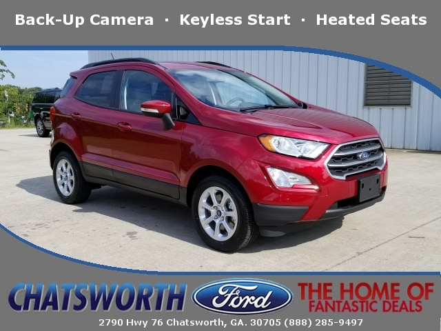 2018 Ford EcoSport Crossover