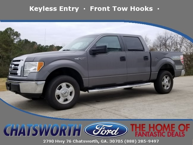 Used 2010 Ford F 150 For Sale Chatsworth Ga Vin 1ftew1e89ake34223