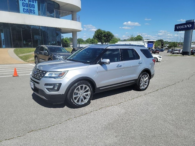 Used 2016 Ford Explorer Limited Sport Utility for sale in Chattanooga, TN