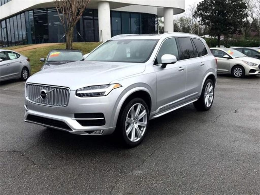 New 2019 Volvo Xc90 Suv For Sale Lease Chattanooga Tn Vin Yv4a22pl9k1494136