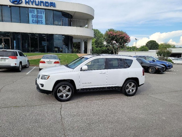 Used 2016 Jeep Compass High Altitude Edition Sport Utility for sale in Chattanooga, TN