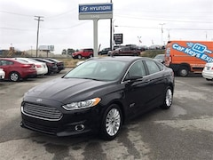 Pre-Owned 2016 Ford Fusion Energi SE Luxury Sedan 243193A in Chattanooga, TN