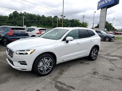 New  2021 Volvo XC60 Recharge Plug-In Hybrid T8 Inscription Expression SUV in Chattanooga, TN