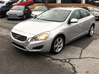 Pre-Owned 2012 Volvo S60 T5 Sedan 028698A in Chattanooga, TN
