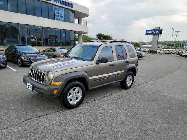 Used 2007 Jeep Liberty Sport Sport Utility for sale in Chattanooga, TN