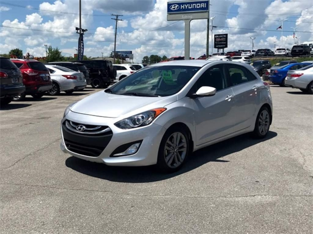 Used 2016 Hyundai Elantra Gt For Sale In Chattanooga Tn