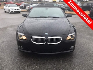Pre-Owned 2008 BMW 6 Series 650i Convertible X63236A in Chattanooga, TN