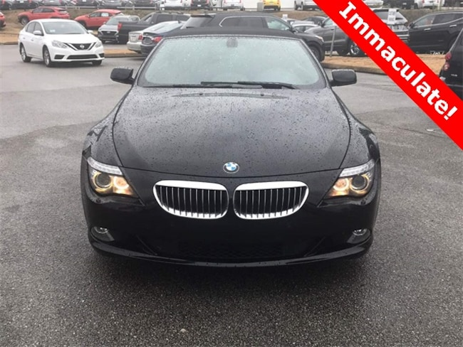 Pre-Owned 2008 BMW 6 Series 650i Convertible in Chattanooga, TN