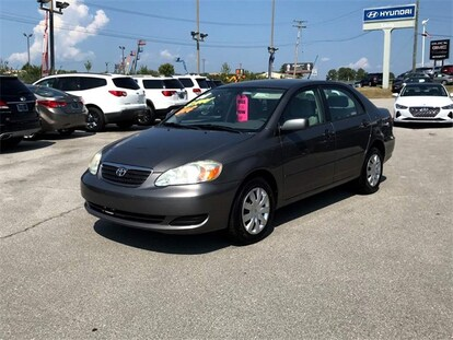 2008 Toyota Corolla For Sale >> Used 2008 Toyota Corolla For Sale In Chattanooga Tn