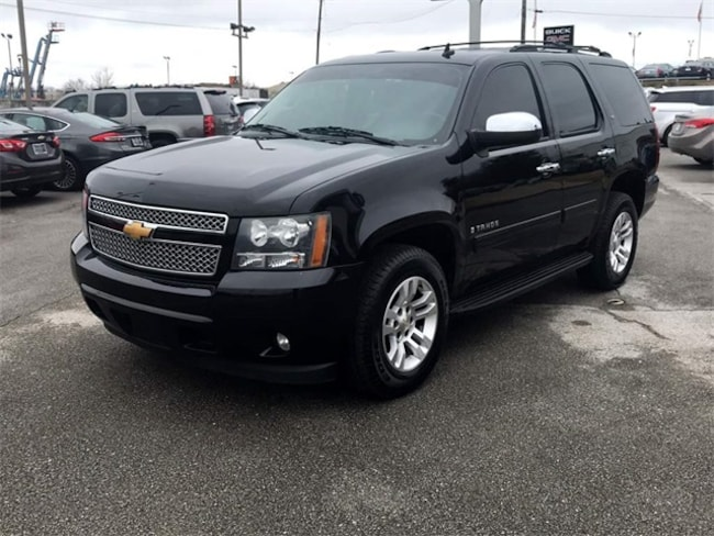 Pre-Owned 2009 Chevrolet Tahoe LT SUV in Chattanooga, TN