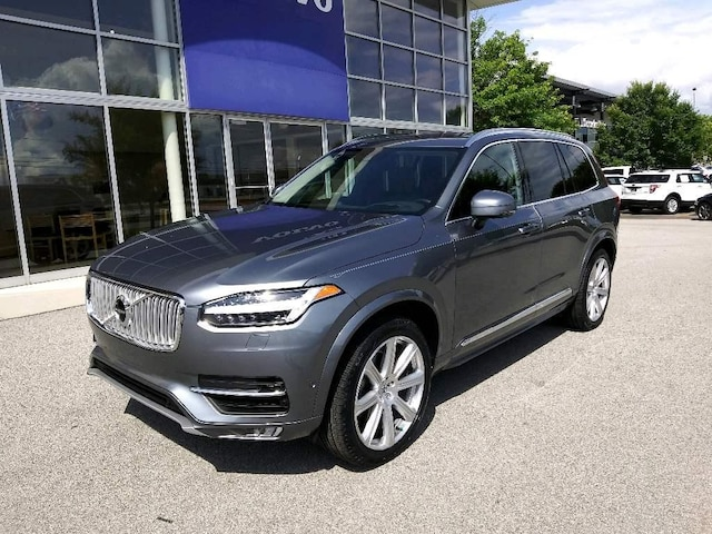 Used 2018 Volvo XC90 Inscription Sport Utility for sale in Chattanooga, TN