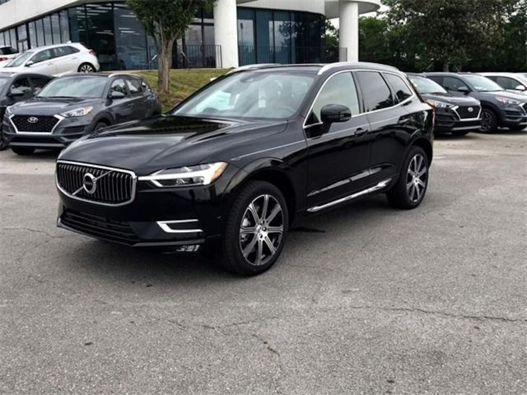 New 2019 Volvo Xc60 Suv For Sale Lease Chattanooga Tn Vin Yv4a22rl5k1374959