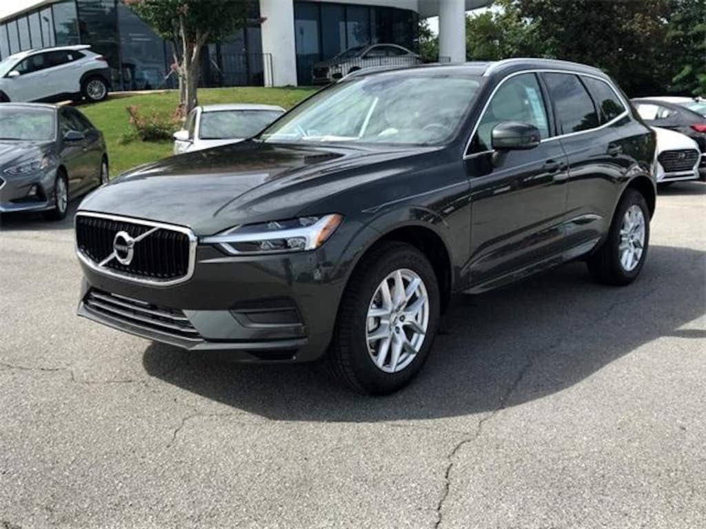 New 2019 Volvo Xc60 Suv For Sale Lease Chattanooga Tn Vin Lyv102dk3kb384924