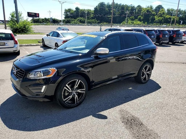 Used 2017 Volvo XC60 R-Design Sport Utility for sale in Chattanooga, TN
