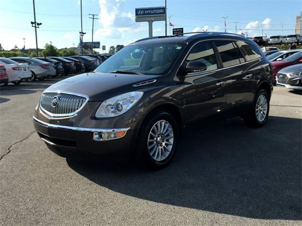 2010 Buick Enclave For Sale >> Used 2010 Buick Enclave For Sale In Chattanooga Tn
