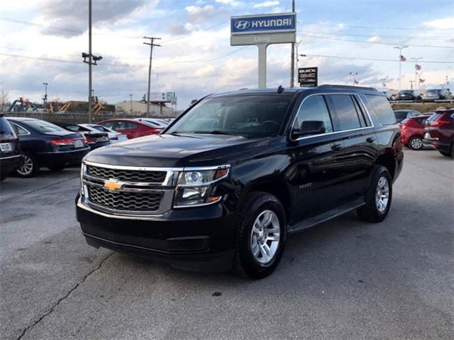 Pre-Owned 2015 Chevrolet Tahoe LT SUV in Chattanooga, TN