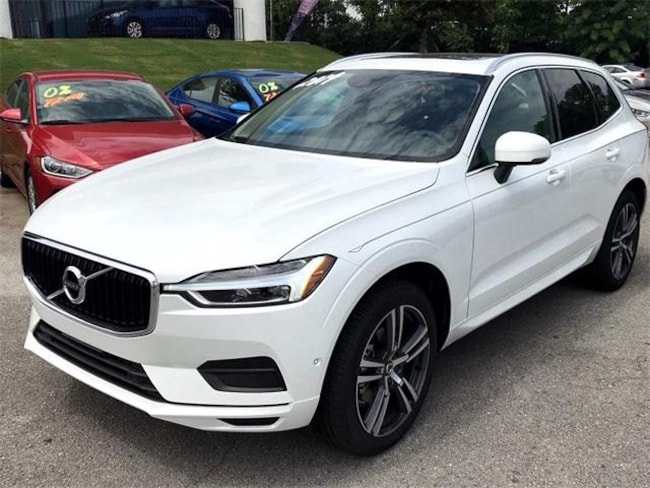 New 2019 Volvo XC60 T5 Momentum SUV For Sale/Lease Chattanooga, TN