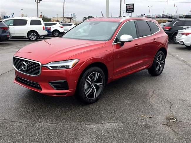 New 2019 Volvo XC60 Hybrid T8 R-Design SUV For Sale/Lease Chattanooga, TN