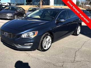 Pre-Owned 2014 Volvo S60 T5 Sedan 288897A in Chattanooga, TN