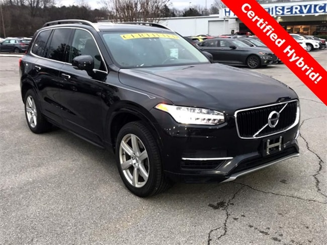 Pre-Owned 2016 Volvo XC90 Hybrid T8 Momentum SUV in Chattanooga, TN
