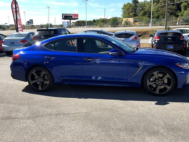Used 2020 Genesis G70 2.0T Car for sale in Chattanooga, TN