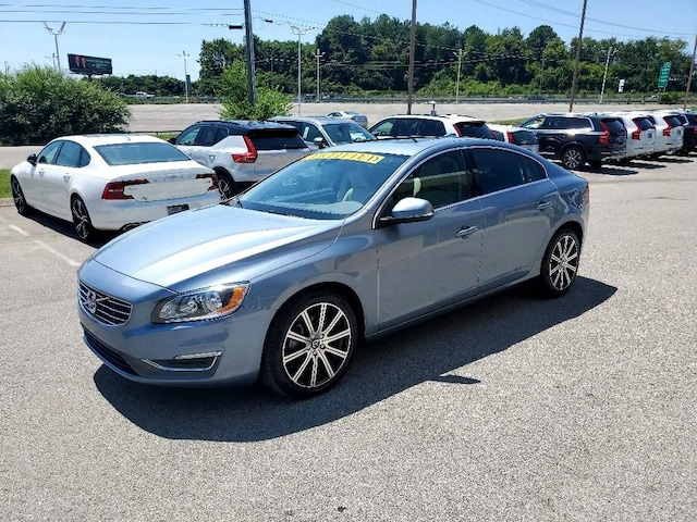 Used 2017 Volvo S60 Inscription Inscription Car for sale in Chattanooga, TN