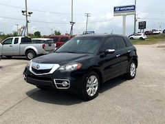 Pre-Owned 2011 Acura RDX Technology Package SUV 007035A in Chattanooga, TN