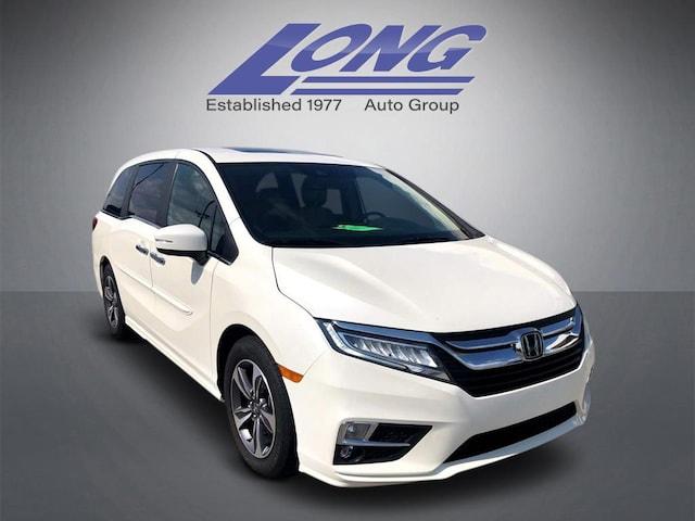 Used 2018 Honda Odyssey Touring Mini-van, Passenger for sale in Chattanooga, TN