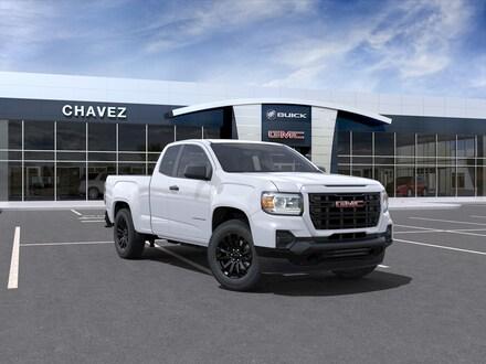 2021 GMC Canyon Elevation Standard Truck