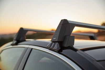 Audi Base Carrier Bars