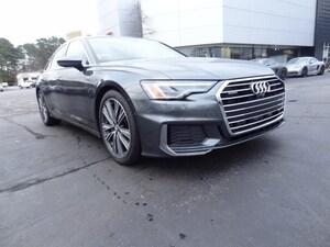 2019 Audi A6 3.0T Premium Plus Sedan